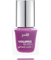 p2 Neuprodukte August 2015 - volume gloss gel look polish 290 - www.annitschkasblog.de