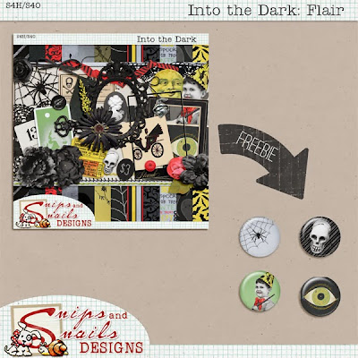*NEW* Into the Dark Collection + Freebie!