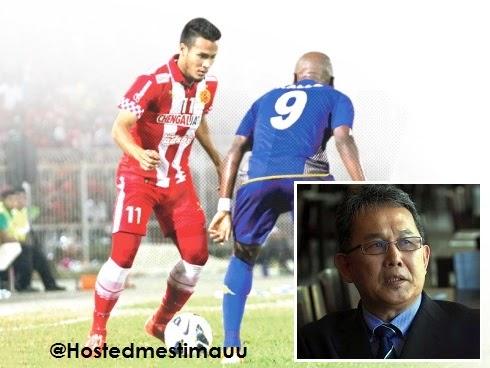 Mohd Azraai Khor jurulatih baru The Red Warriors