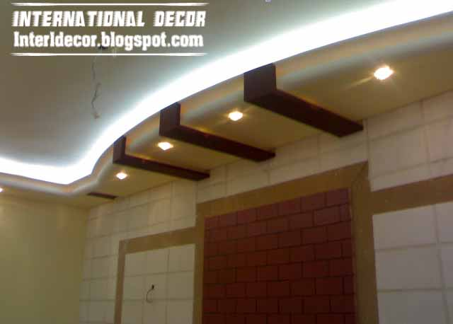 Italian gypsum board roof designs gypsum board roof for Images decor gypsum