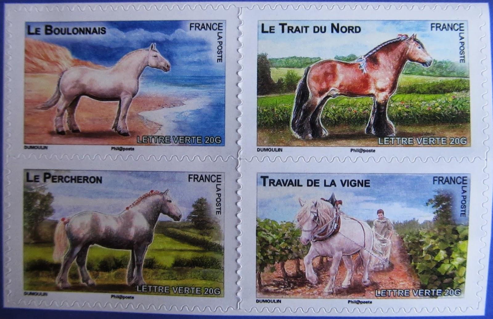 cheval de trait 5 lettres