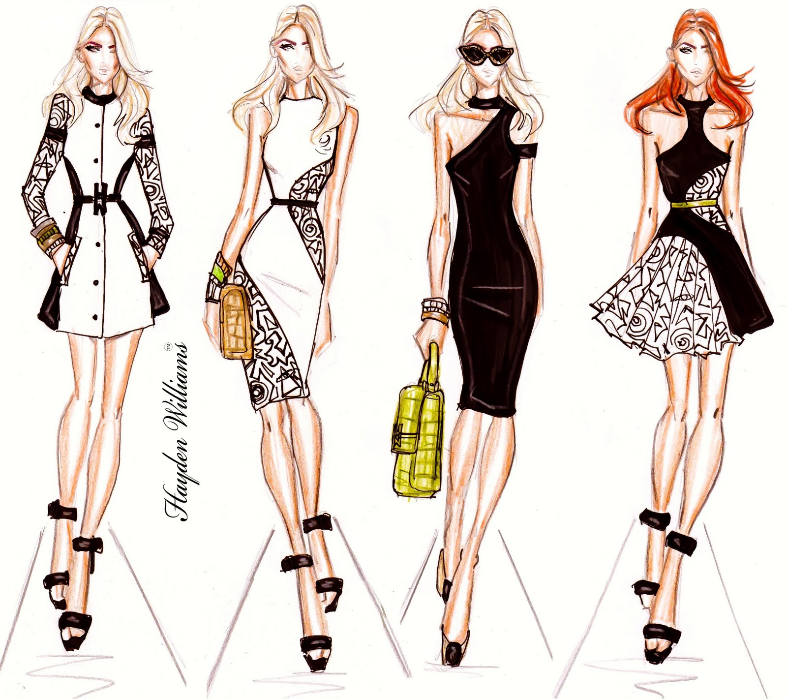 Fashion illustration job description Clip Wikip dia