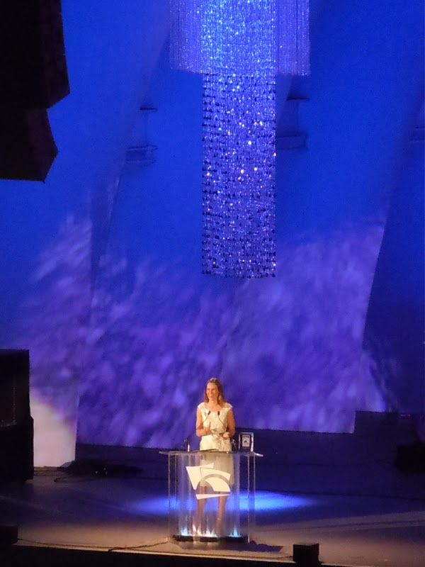 Hilary Swank Hollywood Bowl opening night 2011