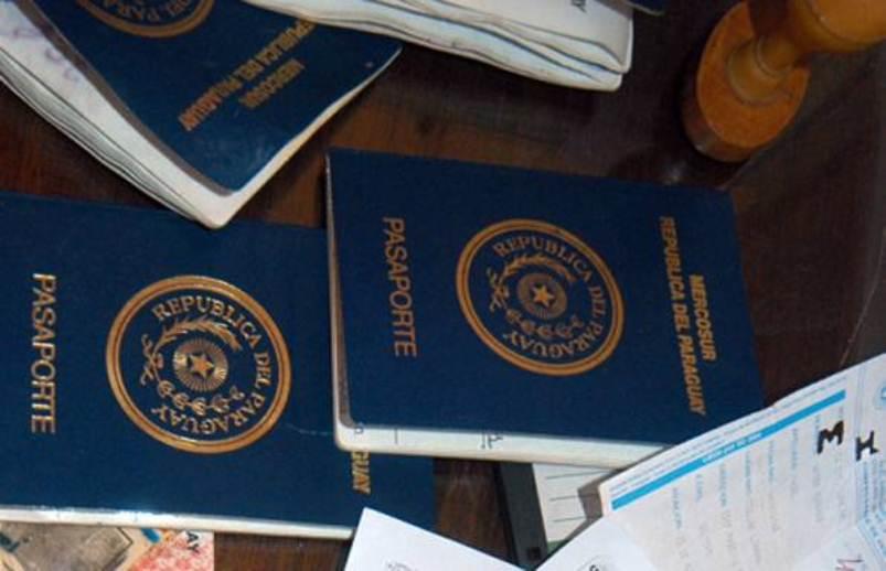 Tramites en Paraguay: Pasaporte Paraguayo (Paso 7)