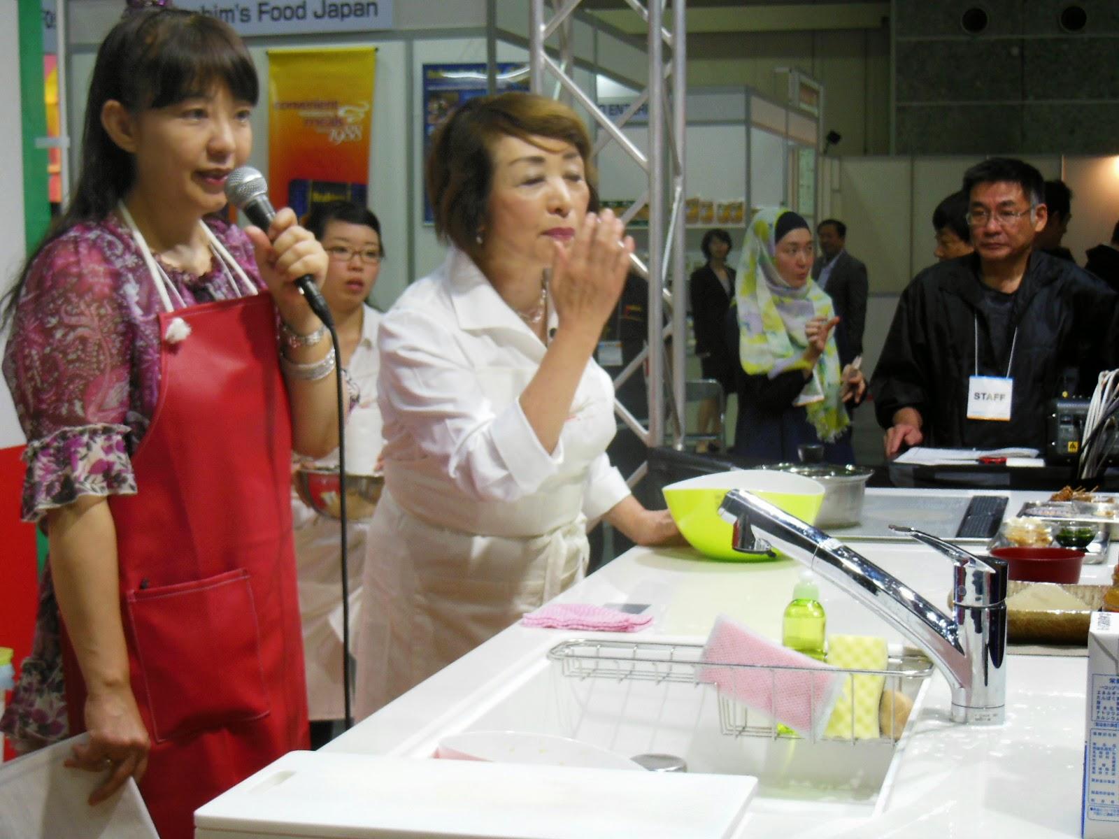 アジアンフードショー2014/ Asian Food Show 2014