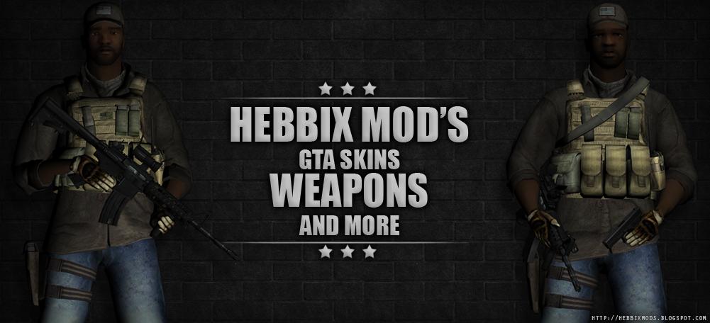 Hebbix Mods