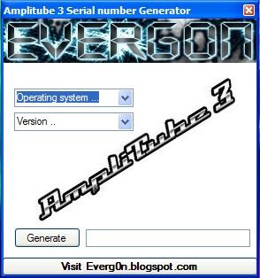 Amplitube 3 Serial Number Generator by Everg0n for Free ...