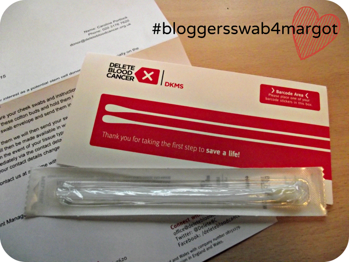 Blood Cancer Swab kit