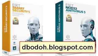 Free Download ESET NOD32 Antivirus & Smart Security v5.2.15.1 Final Full Version + Key Maker