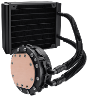 Corsair Hydro Series™ H70 High Performance Dual-Fan Liquid CPU Cooler Picture 4