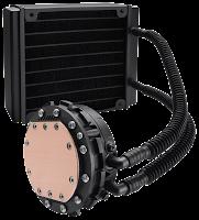 Corsair Hydro Series™ H70 High Performance Dual-Fan Liquid CPU Cooler Picture 4
