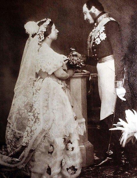Breeziway S Soaring Hearts Queen Victoria S Wedding