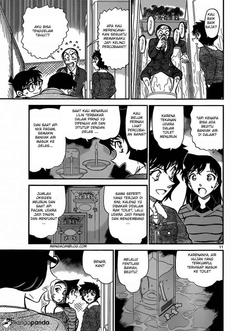 Komik detective conan 861 - seperti sihir 862 Indonesia detective conan 861 - seperti sihir Terbaru 10|Baca Manga Komik Indonesia|Mangacan