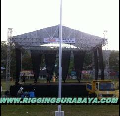 Jual Tenda Rigging Panggung Konser Tenda Pesta