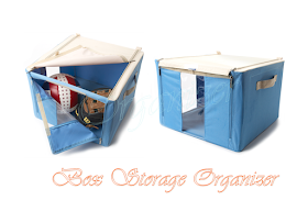 Box Storage Organizer (NEW)