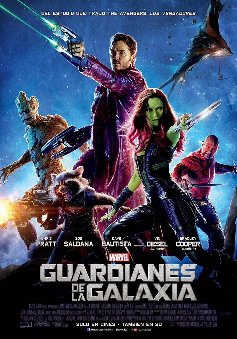 Guardines de la Galaxia (2014) [Dvdrip] [Latino] [1 Link]