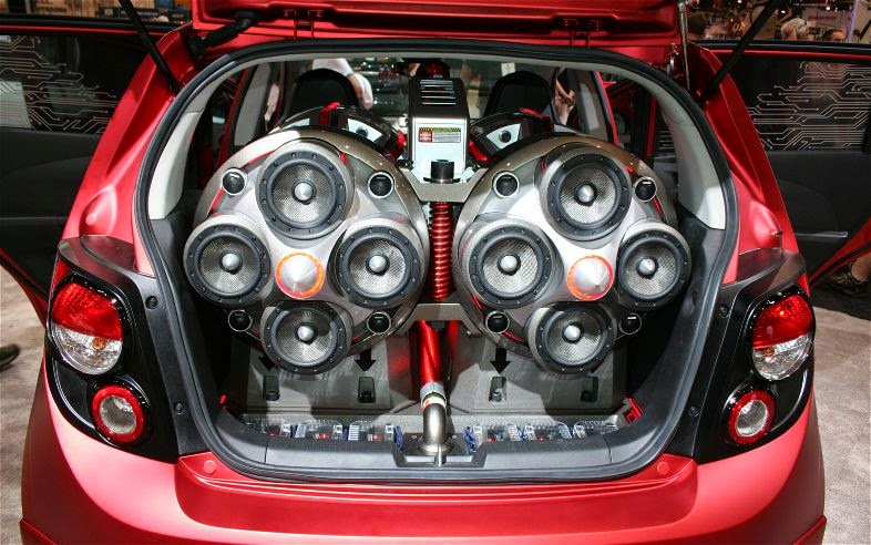 The Automotive Stereo Systems