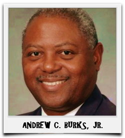 ANDREW C. BURKS, JR. - CLICK PHOTO TO VIEW THIS BULLETIN