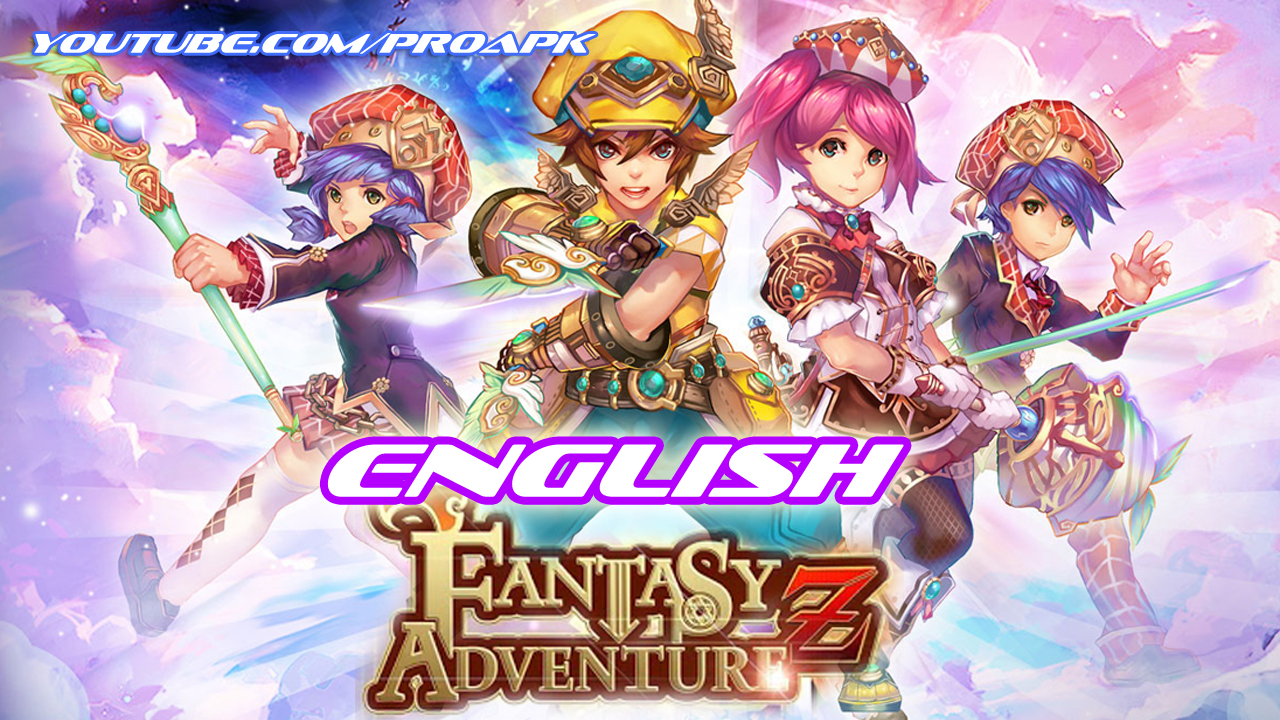 Fantasy Adventure Z English Gameplay IOS / Android