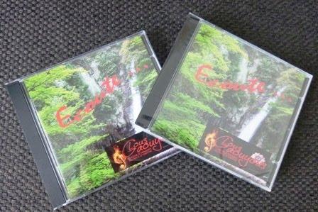 Nouveau CD - Voir onglets CD et Vidéos