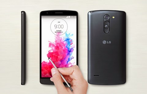 LG G3 Stylus: Specs, Price and Availability