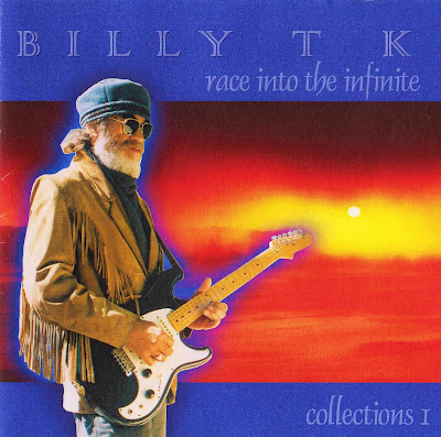 Billy TK - Race Into The Infinite - 2004