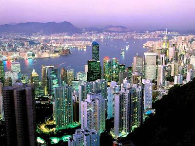 Hong Kong visa airport