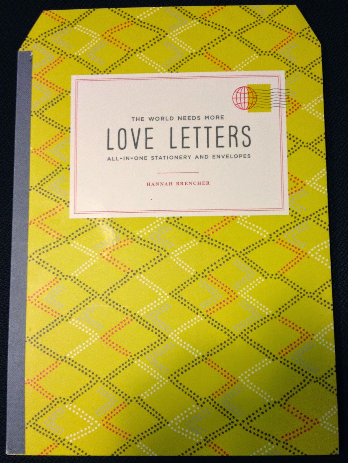 Clicking Her Heels The World Needs More Love Letters