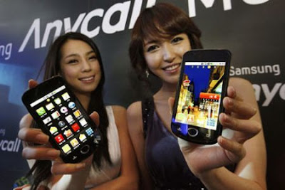 Samsung разрабатывает 8,9-дюймовый Android-планшет