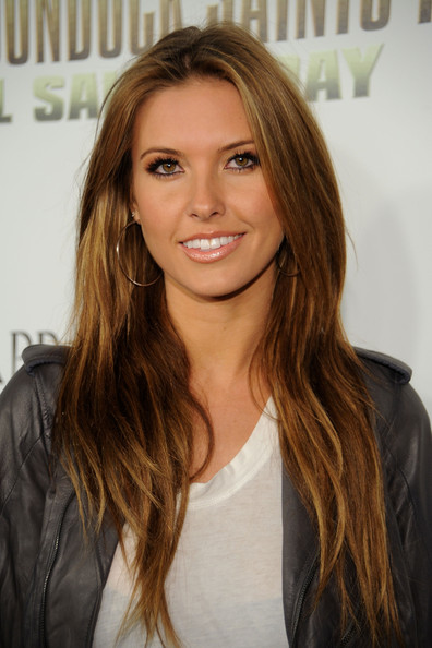 Audrina patridge hairstyles