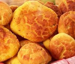 Receita de  Broa de queijo
