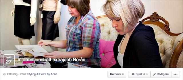 extrajobb i Borås