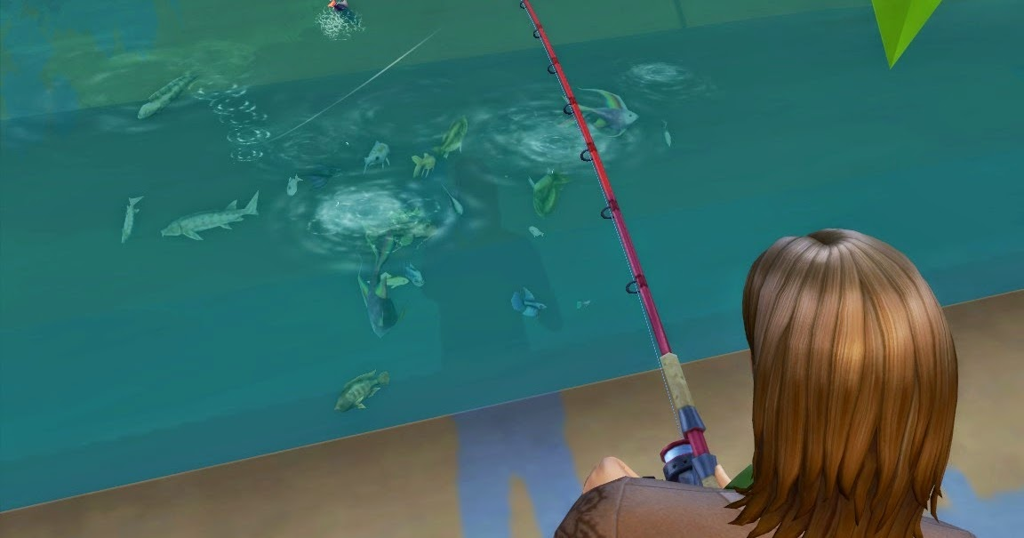how to get all the fish in sims 4