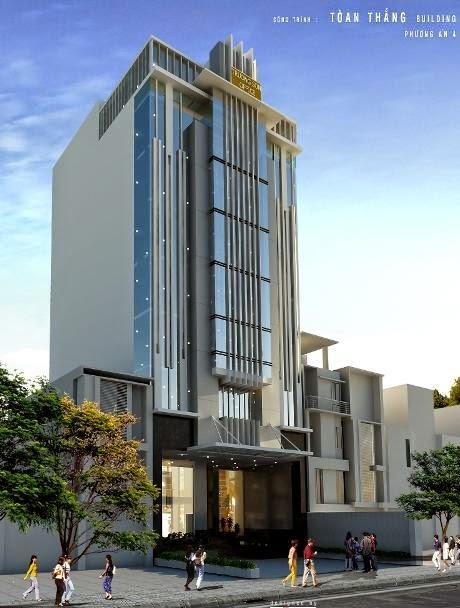 Thông báo: Khánh Thành Tòa Nhà Thép Toàn Thắng