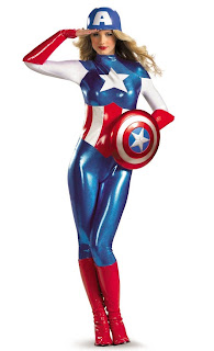 Female-Captain-America-4th-July-Costume