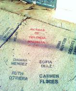 Acción para el 8 de marzo de 2012: para ellas, memoria siempre