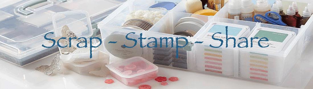 Scrap Stamp Share