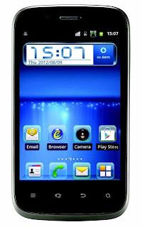 Spesifikasi dan Harga Hape Esia Fantasy ZTE N855D dengan dual SIM GSM-CDMA