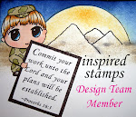 inspired stamps design team coordinator