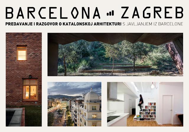 Predavanje i razgovor o katalonskoj arhitekturi ovog petka u Zagrebu