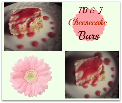 pb&jbars Peanut Butter and Jelly Cheesecake Bars