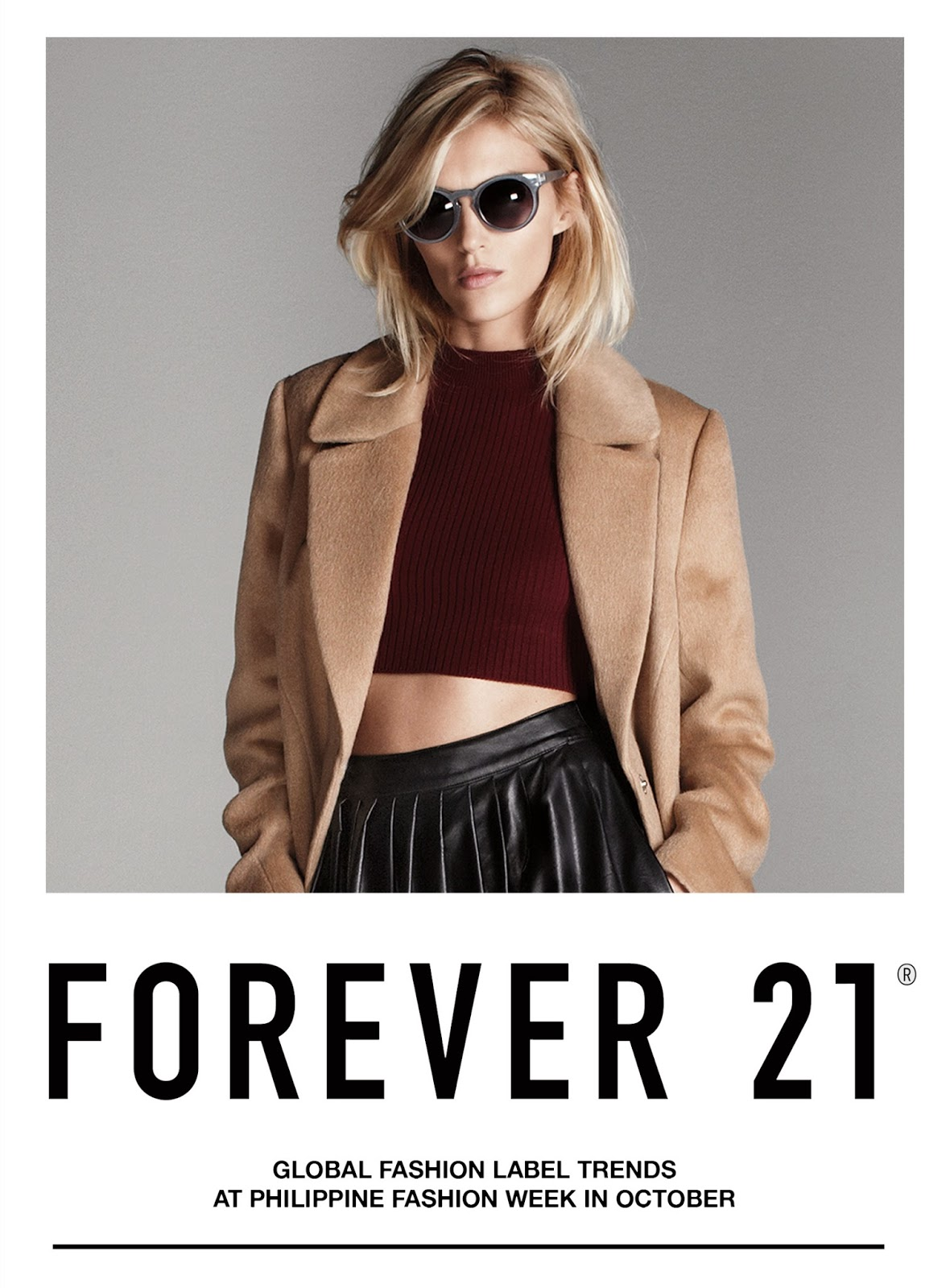 Philippine Fashion Week 2014: Forever 21 is Back!