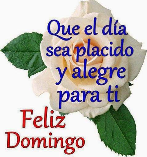 Feliz Domingo Para Todos Facebook