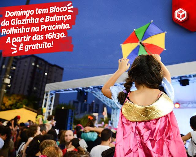 programação infantil carnaval recife e Olinda