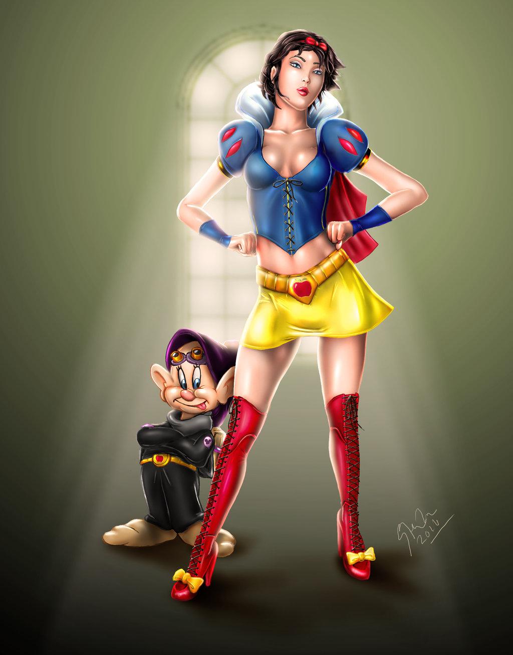 El Rapto de los Sentidos: Steevinlove (Disney on DeviantArt)