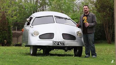 Πώς είναι να οδηγείς το χειρότερο αυτοκίνητο στον κόσμο;