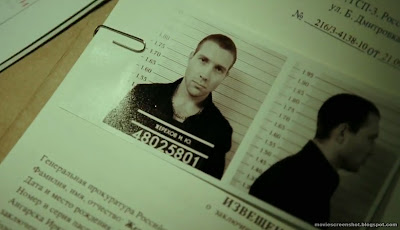 Jai Courtney in A Good Day to Die Hard movie image