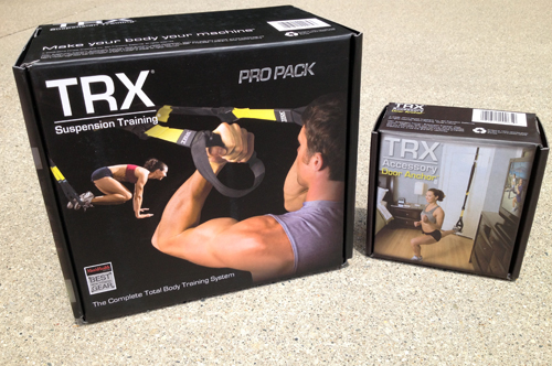 UNBOXING AND REVIEW: Inside the TRX Suspension Training System