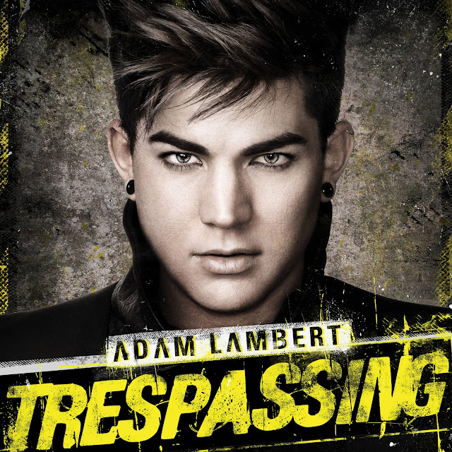 Adam Lambert Trespassing album cover