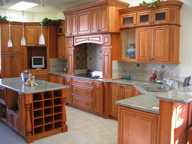 Modular Kitchen - Island Kitchen Designs  Womens Diary . . .